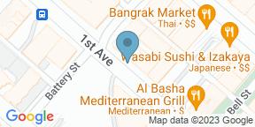 Google Map for Sarajevo Restaurant & Lounge
