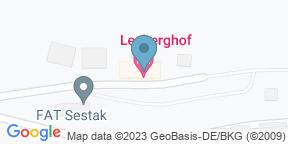 Google Map for Leeberghof