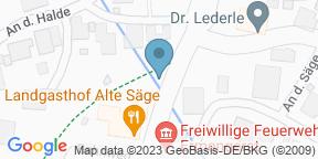 Alte Säge Landgasthof auf Google Maps