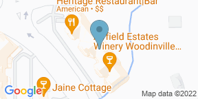 Google Map for Milbrandt Vineyards and Ryan Patrick Wines - Woodinville