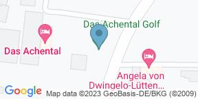Google Map for Restaurant es:senz