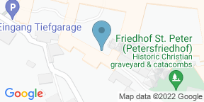 Google Map for The Mozart Bar.Bistro