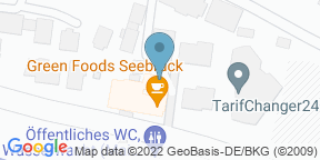 Google Map for GreenFoods Seebruck