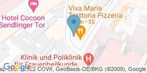 Google Map for Viva Maria!