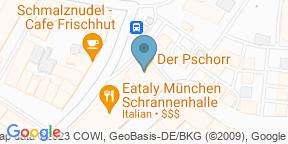 Google Map for Der Pschorr