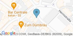 Google Map for Buffet Kull Bar