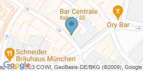 Google Map for Bar Centrale