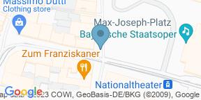 Google Map for Spatenhaus an der Oper (gut bürgerlich)