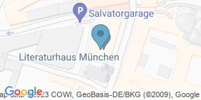 Google Map for Brasserie Oskar Maria