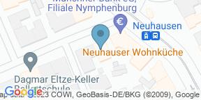 Google Map for Neuhauser Wohnküche