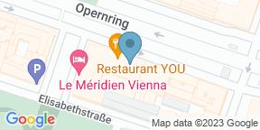 You Vienna auf Google Maps