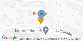 Google Map for Berghof
