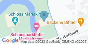 Google Map for Schlossbräu Mariakirchen