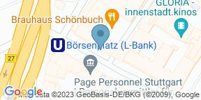 5 Gourmet Restaurant (Obergeschoss) auf Google Maps