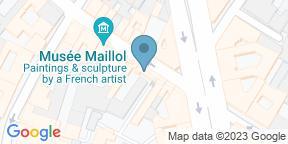 Google Map for Mersea Beaupassage