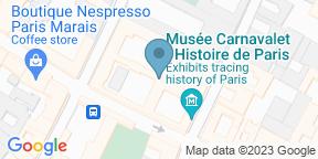 Mapa de Google para Olympe