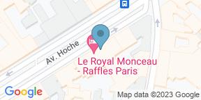 Google Map for Il Carpaccio Paris