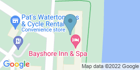 Thirsty Bear Kitchen + BarのGoogle マップ