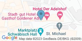 Google Map for Cafe am Markt