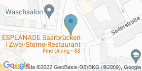 Google Maps voor Esplanade