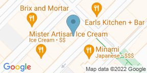 Google Map for Yaletown Brewing Company