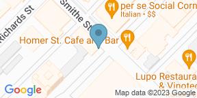 Google Map for Tutto Restaurant & Bar