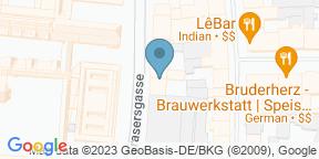 Google Map for Goldener Pudel