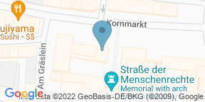 Google Map for Sushi Glas
