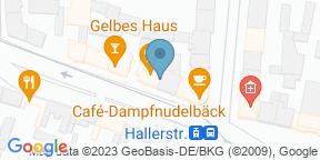 Google Map for Restaurant Wonka