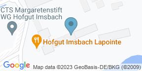 Die Imsbachstube auf Google Maps