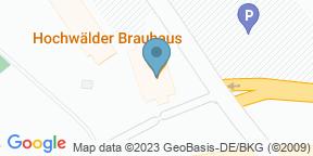 Hochwälder Brauhaus auf Google Maps