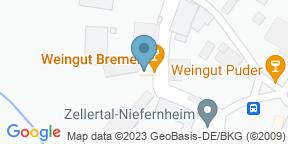 Bremer`s Weinbar auf Google Maps