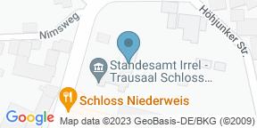 Google Maps voor Restaurant Schloss Niederweis