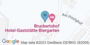 Google Map for Restaurant Bruckertshof