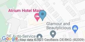 GenussWerkstatt im Atrium Hotel Mainz auf Google Maps