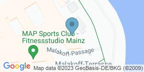 Google Map for Bellpepper Hyatt Regency Mainz