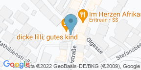 Google Map for Dicke Lilli, gutes Kind