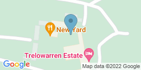 Google Map for New Yard Restaurant