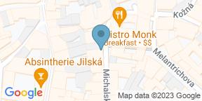 Google Map for Deer Restaurant
