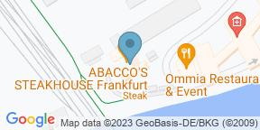 Google Map for Restaurant Druckwasserwerk