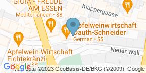 Google Map for Daheim in der Affentorschänke