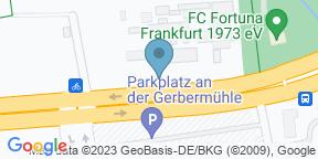 Google Map for Gerbermühle