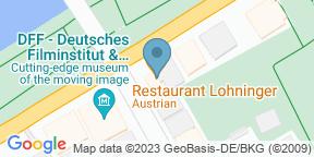 Google Map for Lohninger Restaurant