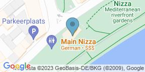 Google Map for Main Nizza