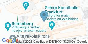 Google Map for Badias Schirn Café Restaurant