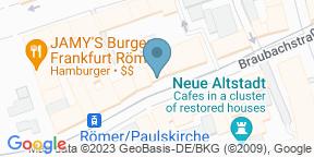 Google Map for IIMORI Restaurant