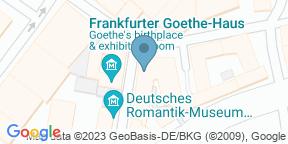 Google Map for Café Karin