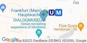 Cafe Hauptwache NEU 2021のGoogle マップ