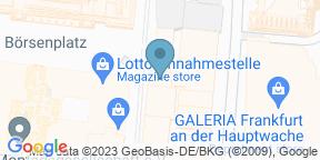 Google Map for Kiwis Bar & Restaurant