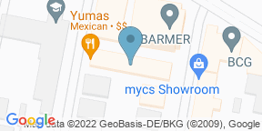Yumas auf Google Maps